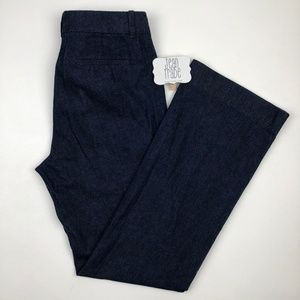 J. Crew Collection Preston pant in Japanese denim